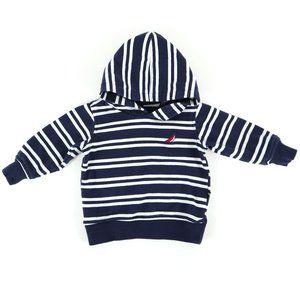 NAUTICA hoodie, boy's size 12M